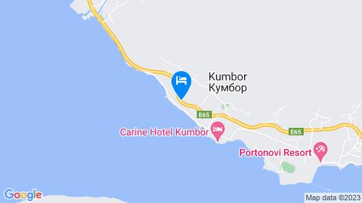 Hotel Xanadu Map