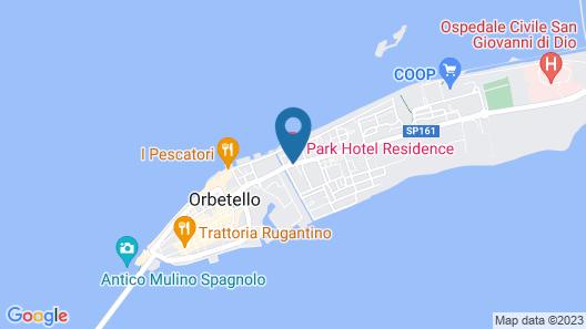 Park Hotel Residence Map