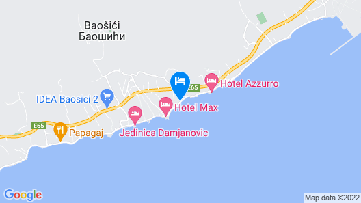 Barka B'n'B - Elegant Sea View Rooms Map