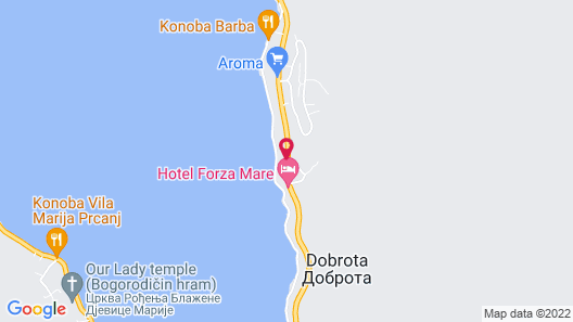 Forza Mare Map