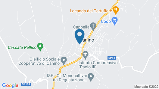 Terme di Vulci Glamping & SPA Map