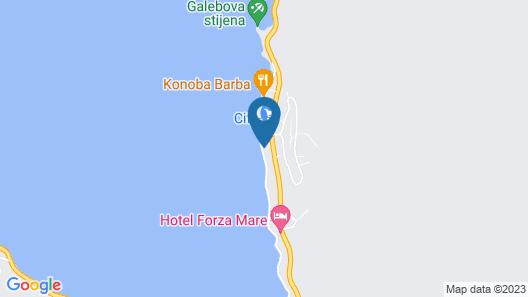 Guesthouse Pana Map