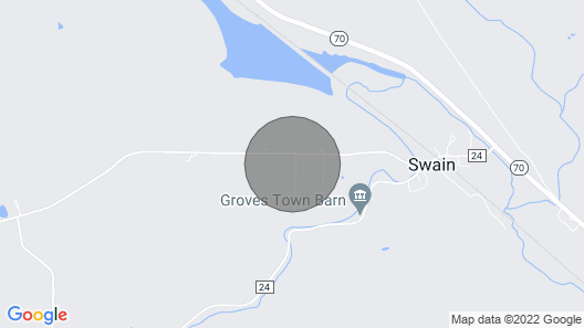 Family Home w/ Hot Tub: 2 Minutes to Swain Resort! Map