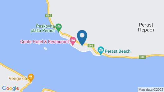 Hotel Per Astra Map