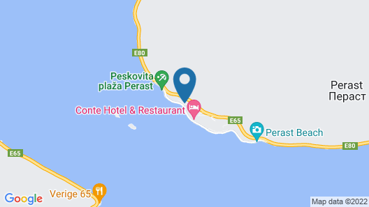 Sea Facing 3 Family Friendly Apartment in Amazing Location With Free Wifi Map