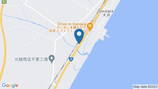Guest House Kizuna Map