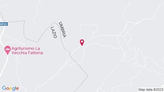 Relais Tenuta Gentili Map