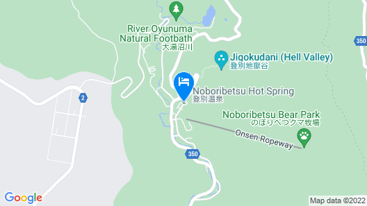 Takimoto Inn Map