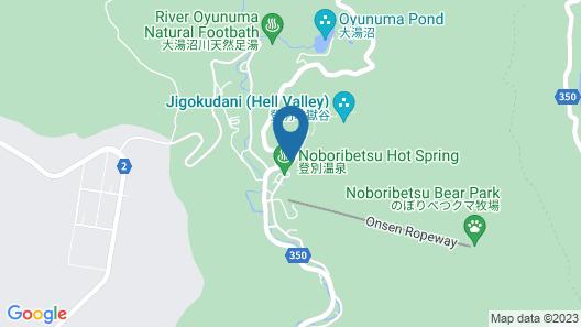 Dai-ichi Takimotokan Map