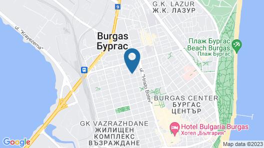 Samuil Apartments Map