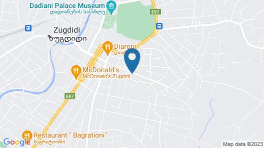 Villa Vere Map