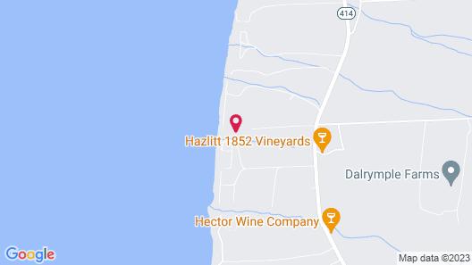 Single Island Shores Map