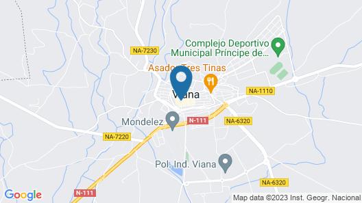 Palacio de Pujadas by MIJ Map