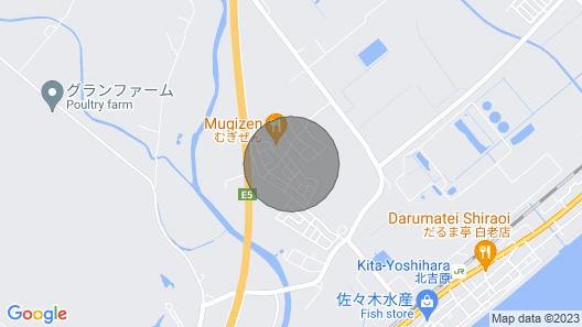 0980authentic Japanese Bath Experience Shiraoi - Hyakuso / Shiraoi-gun Hokkaido Map
