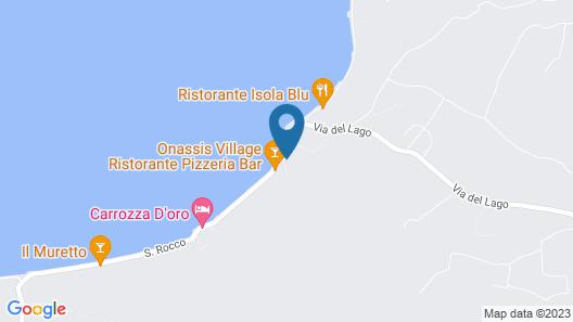 Camping Amalasunta Map