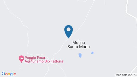B&B Borgo Vera Map