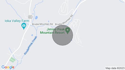 Updated Jiminy Peak Condo w/ Patio & Pool Access! Map