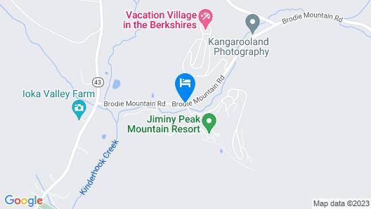 Jiminy Peak Mountain Resort Map
