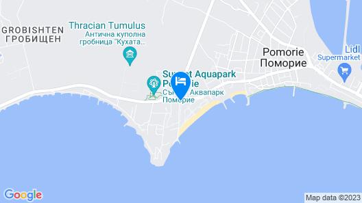 Sunset Resort Map