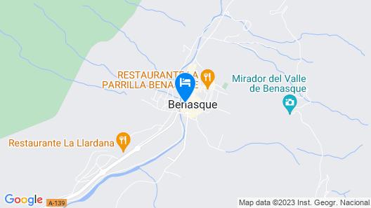 Hotel Ciria Map