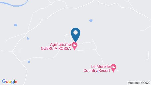 Montarlese Eco-Lodges Map