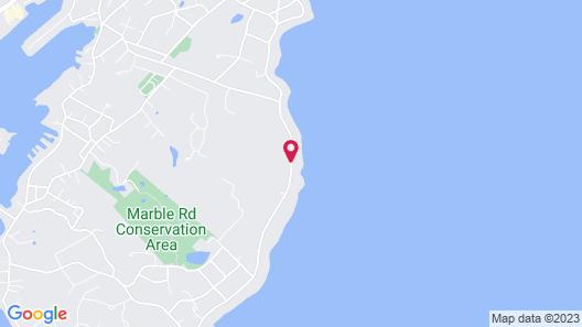 Atlantis Oceanfront Inn Map