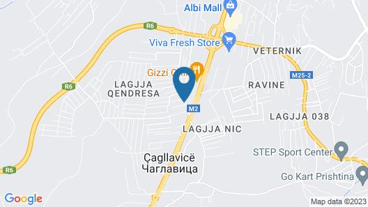 Aldi Hotel Map