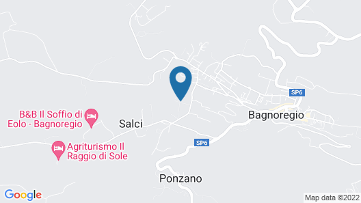 Agriturismo Il Noce Map