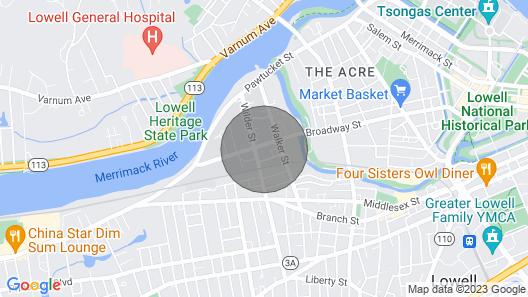 Cozy 3bedroom Apartment Map