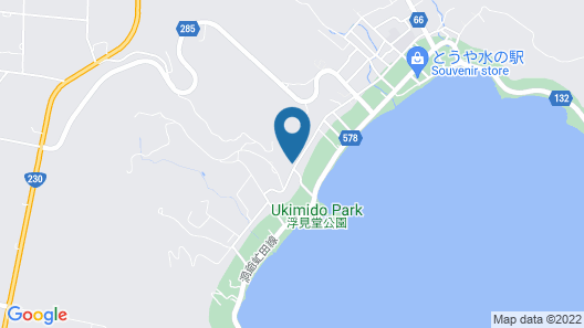 WE Hotel Toya Map