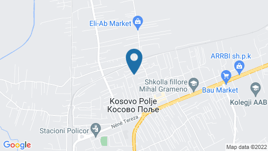 Hotel Qama Map