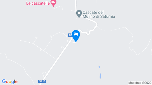 Valle Martina Map
