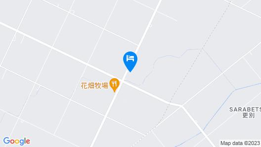 Nakasatsunai Nouson Kyukamura Feriendorf - Campsite Map