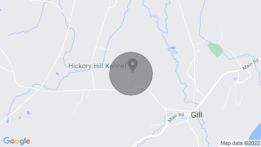 Hickory Hill Tree Top Apartment Map