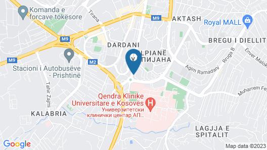 Baci Map