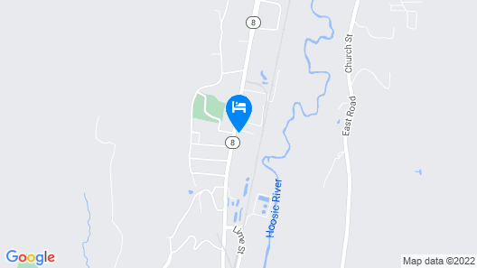 Mount Royal Inn Map