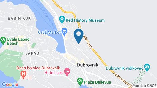 Jele Rooms Map