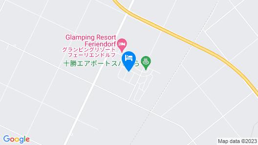 Tokachi Auberge Map