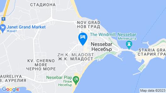 Marieta Palace Map