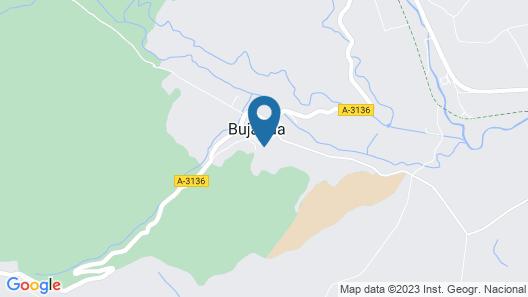 Casa HC. Ignaciano Map