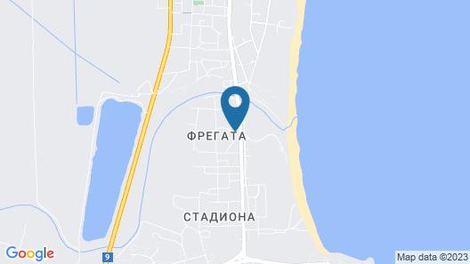 Regatta Palace - All inclusive Map