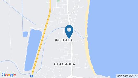 Regatta Palace - All Inclusive Light Map