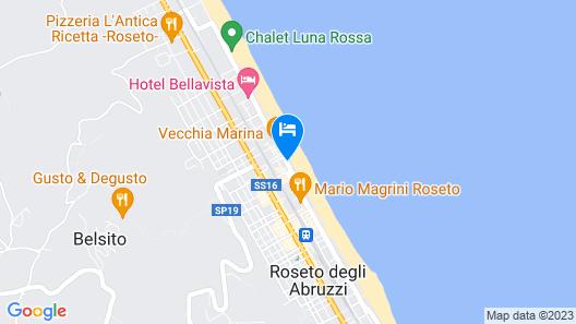 Palmarosa Map
