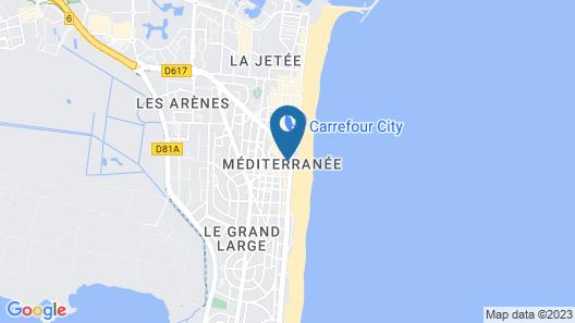 Mar i Cel Hôtel & Spa Map