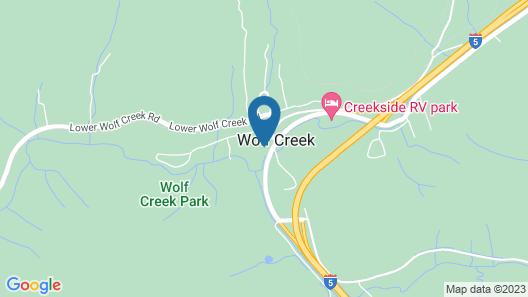 Wolf Creek Inn & Tavern Map