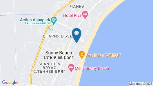 Barceló Royal Beach Map