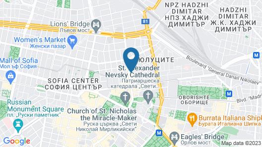 COOP Hotel Map