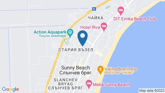 Bahami Residence Map