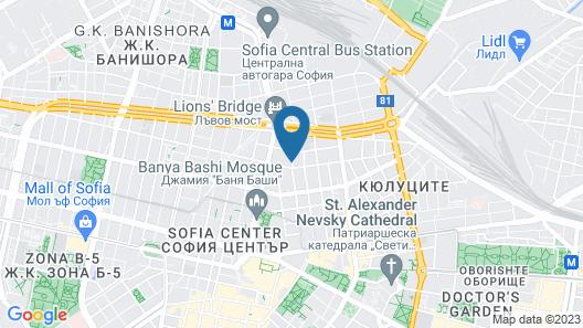 Hotel Light Map