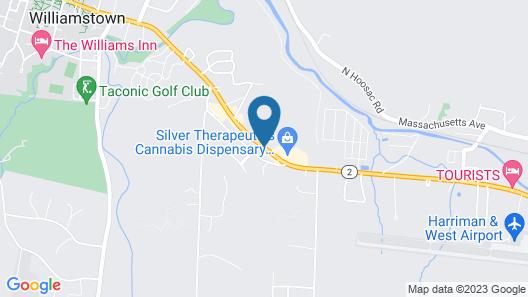 Williamstown Motel Map